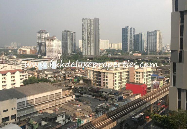 Bangkok Condo At Phra Khanong BTS For Long Term Rent ...